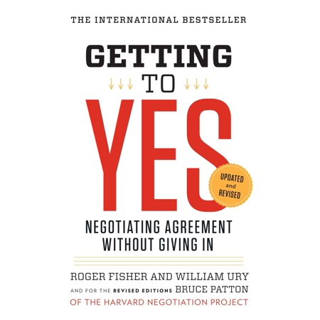 Getting to Yes : Negotiating Agreement Without Giving In (Lease Agreement Software)
