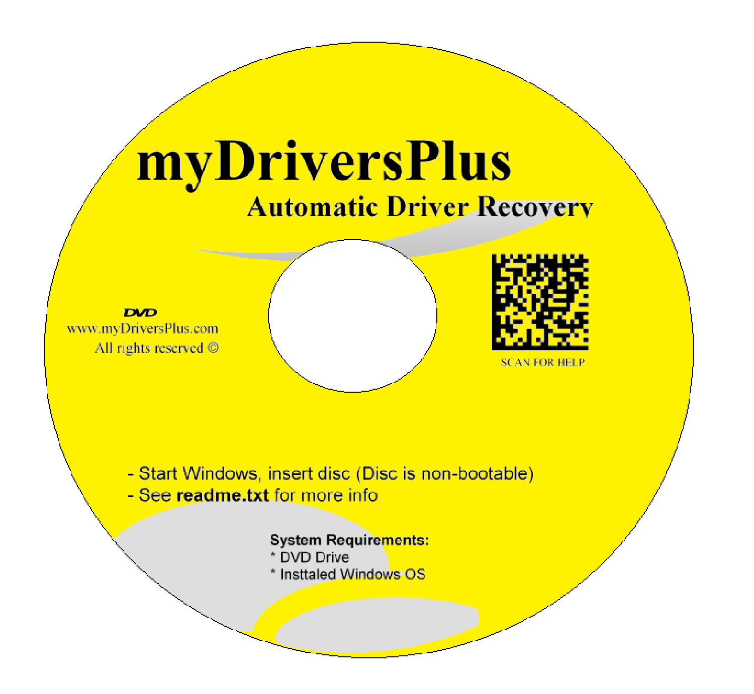 Windows XP Universal Drivers Recovery Restore Resource Utilities Software with Automatic One-Click Installer Unattended for Internet, Wi-Fi, Ethernet, Video, Sound, Audio, USB, Devices, Chipset ...(D