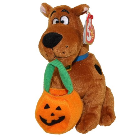 TY Beanie Baby - SCOOBY-DOO the Dog (Halloween Version - Walgreens Exclusive) (7 inch)