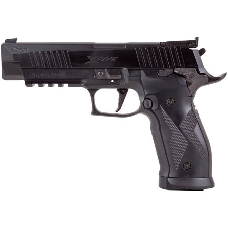 SIG Sauer X5AIRGUNBLK AIR-X5-177-BLK X-Five Air Pistol -