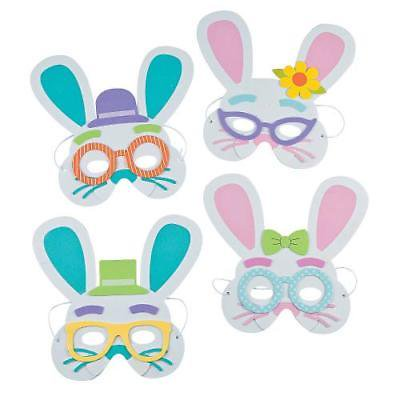 IN-13678309 Easter Bunny Mask Craft Kit