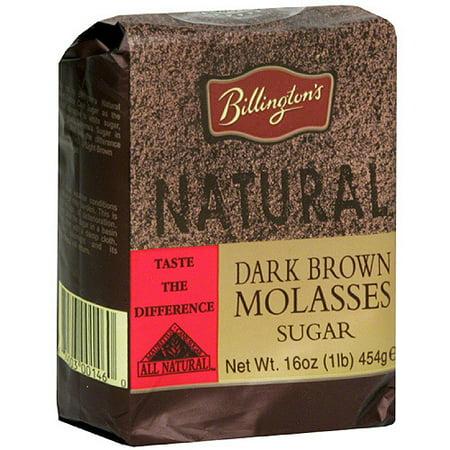 Billington's Dark Brown Molasses Sugar,