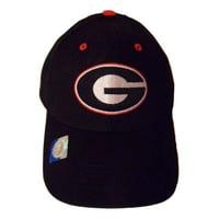 706c068a72e Product Image National Cap Georgia Bulldogs MVP Adjustable Hat-Black