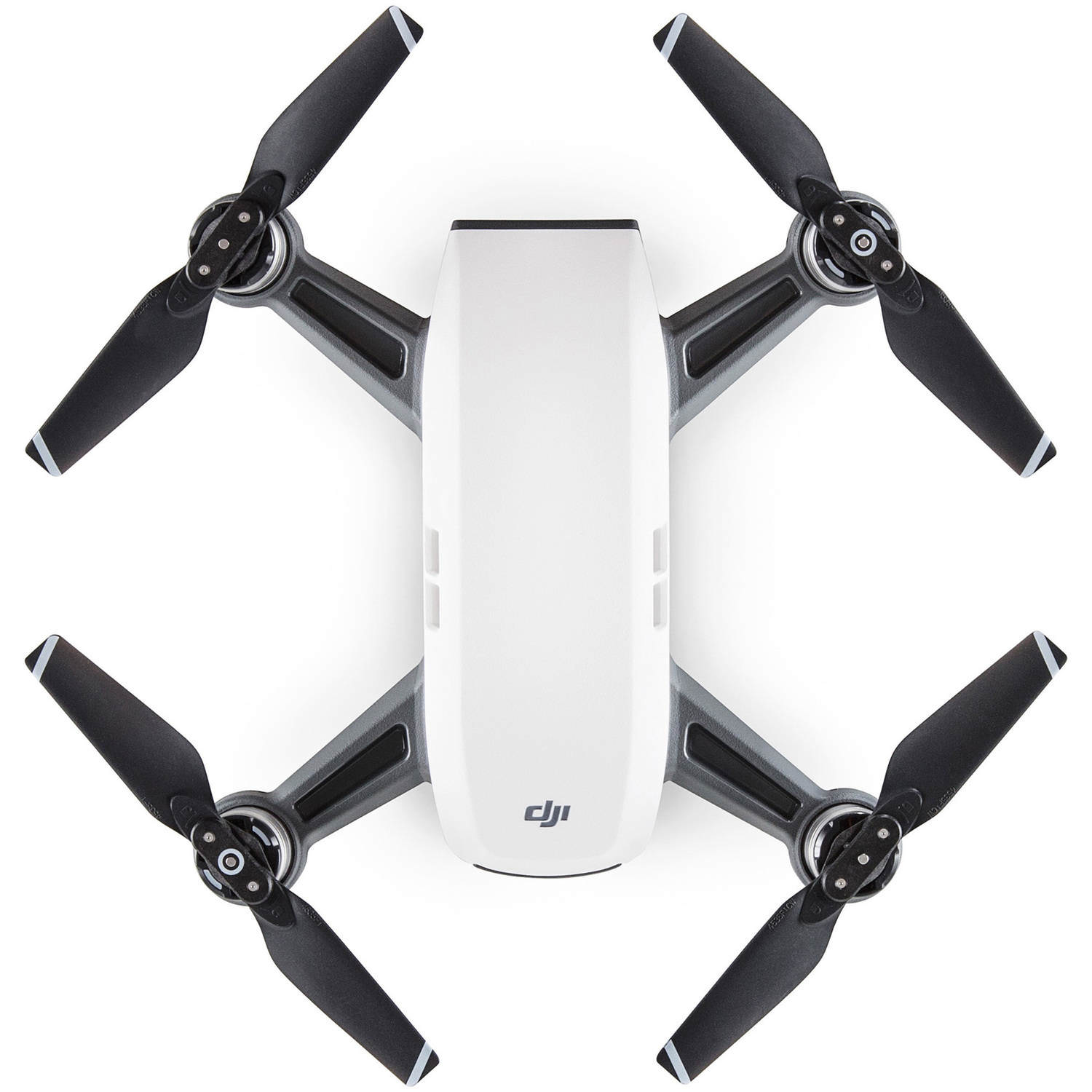 DJI SPARK Intelligent Wi-Fi Quadcopter Drone 12MP Camera 1080p Video Alpine White