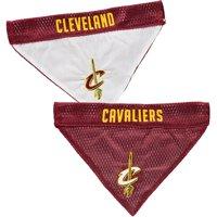 Cleveland Cavaliers Reversible Bandana Pet Collar