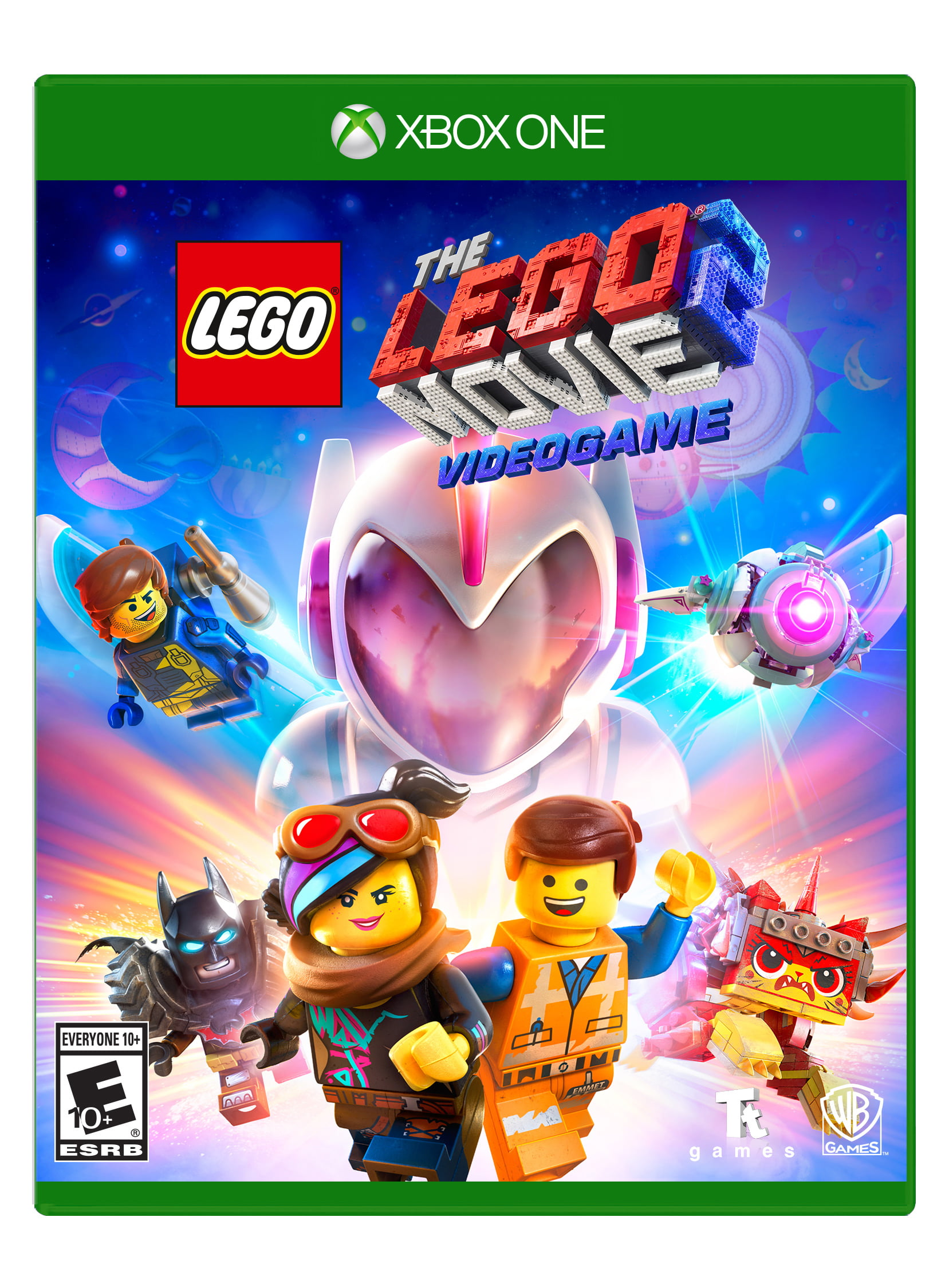 The Lego Movie 2 Videogame All Characters