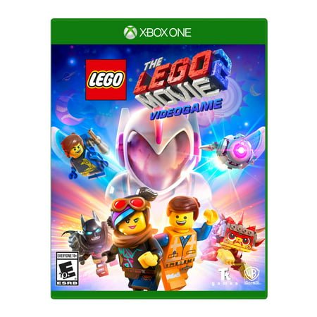 The LEGO Movie 2 Videogame, Warner Bros., Xbox One, 883929668137 - Two Bros