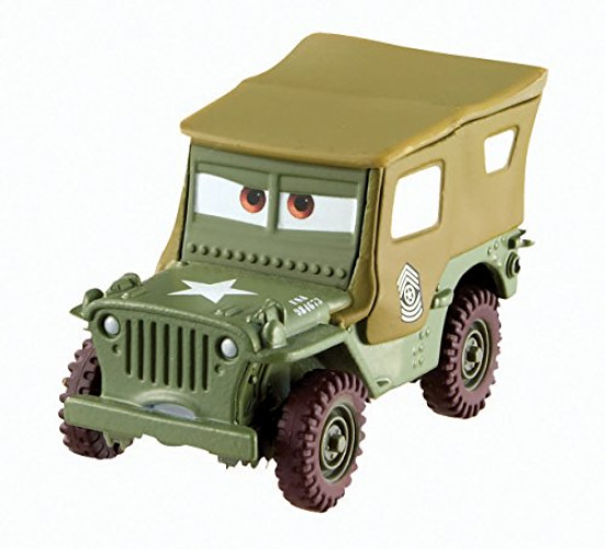 Disney/Pixar Cars Sarge Diecast Vehicle