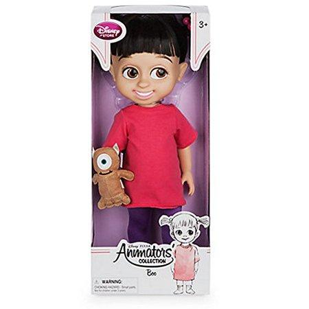 Disney Animators' Collection Boo Doll - Pixar Monsters Inc - 16'' - New - image 1 de 1