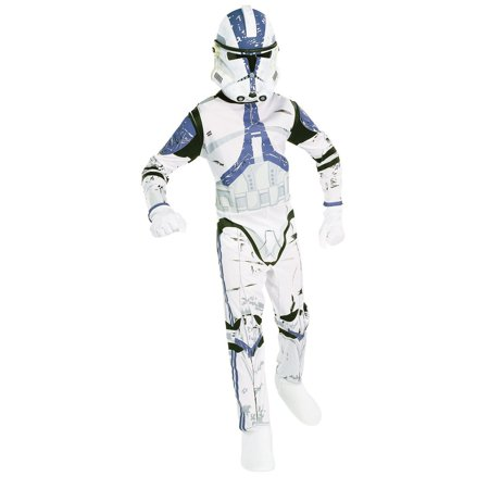 Super Troopers Halloween Costume Bear (Star Wars Clone Trooper Adult)