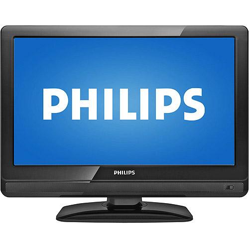 "Philips 19"" Class 720p 60Hz LCD TV, 19PFL3504D/F7"
