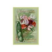 Burpee's Farm Annual: The Best Seeds That Grow Print (Unframed Paper Print 20x30)