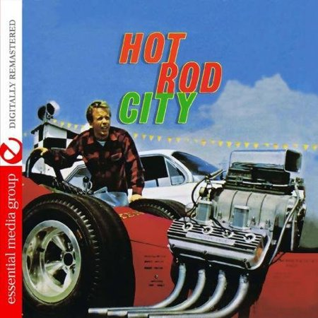 Clipart Hot Rod (Hot Rod City / Various (Remaster) )