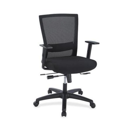 lorell ergonomic high back mesh chair llr54850 walmart com