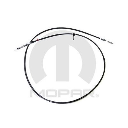 Parking Brake Cable Rear Right MOPAR 68223638AA fits 2014 Ram - 3500 Rear Right Brake