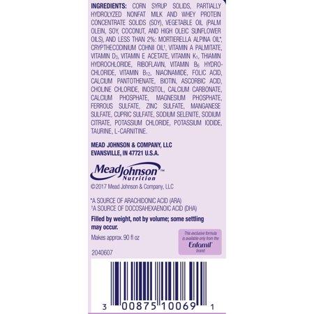 Best Enfamil Gentlease Infant Formula Powder 12.4 oz. Canister deal