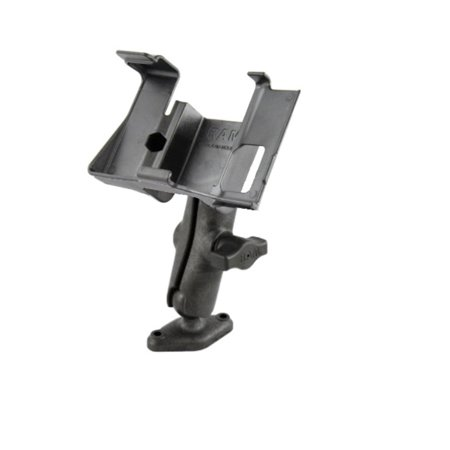 Flat Surface Drill Down Mount Holder fits Garmin nuvi 600 610 650 660 670 & 680
