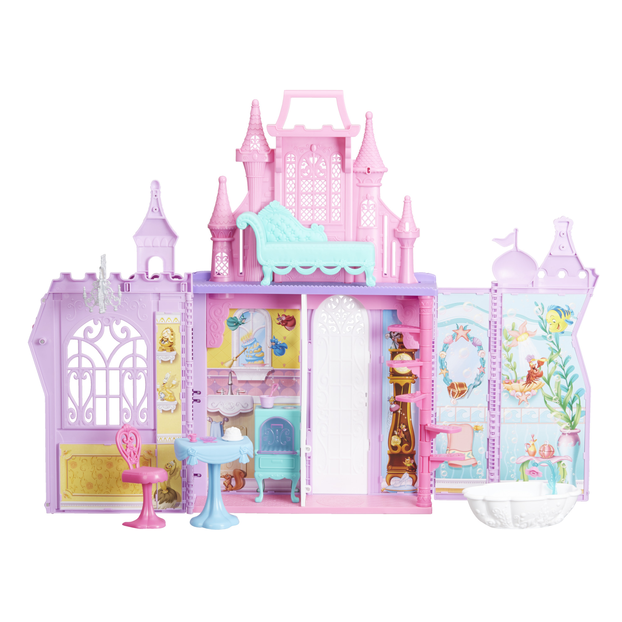 Disney Princess Pop-Up Palace by Hasbro