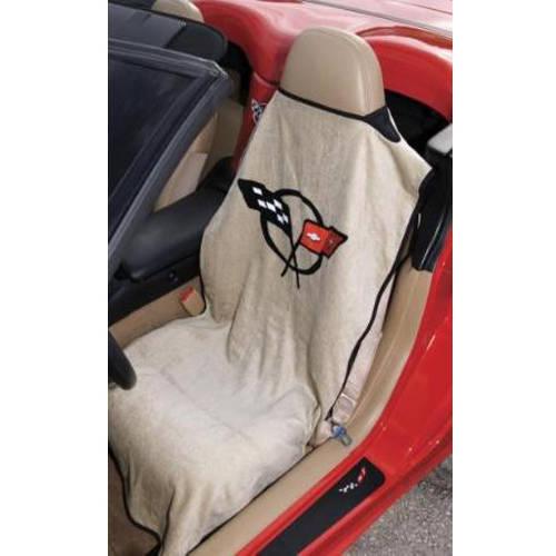SeatArmour Corvette C5 Tan Seat Armour
