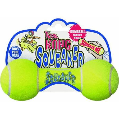 Kong Air Kong Squeaker Dumbbell Medium