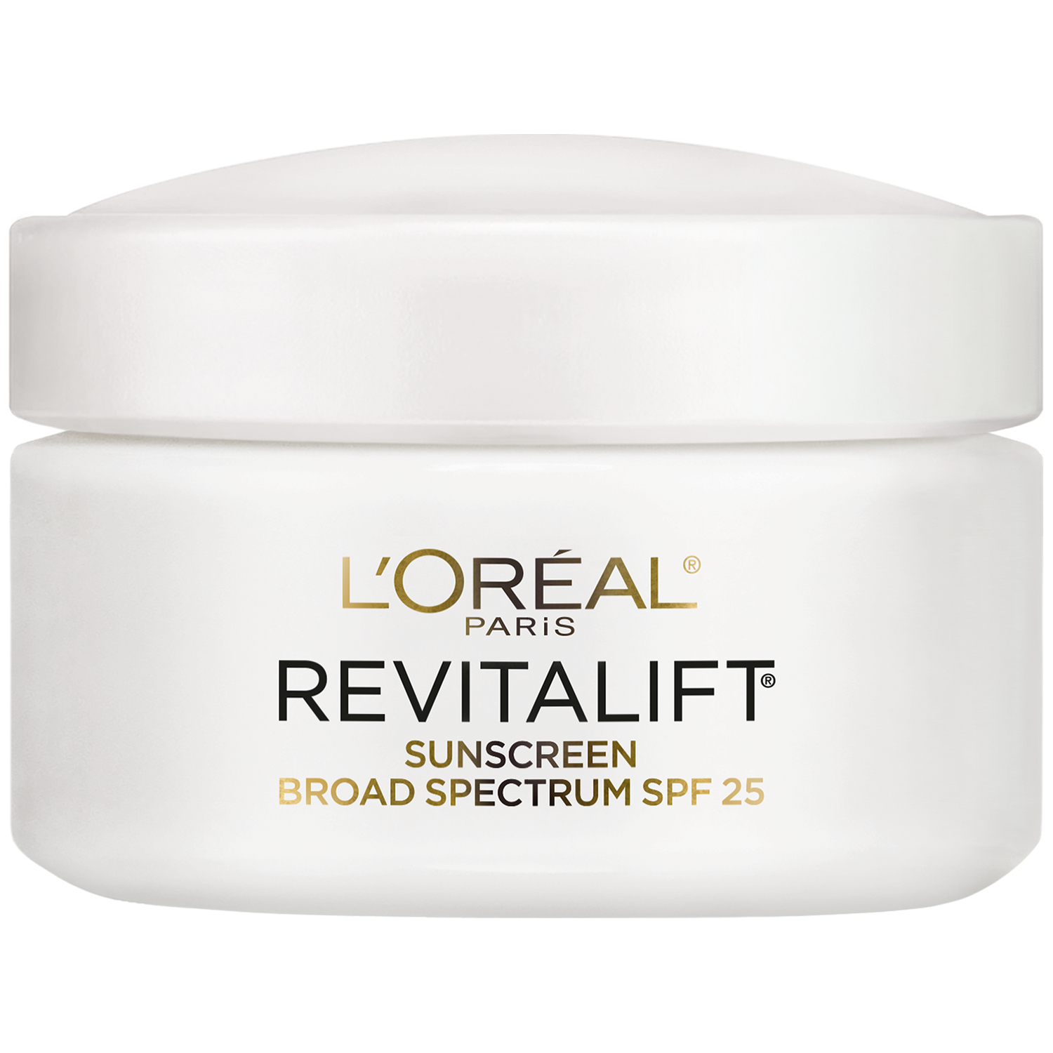 L'Oreal Paris Revitalift Anti-Wrinkle + Firming Day Moisturizer SPF 25
