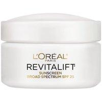 L'Oreal Paris Revitalift Anti-Wrinkle + Firming Day Moisturizer SPF 25, 1.7 oz.