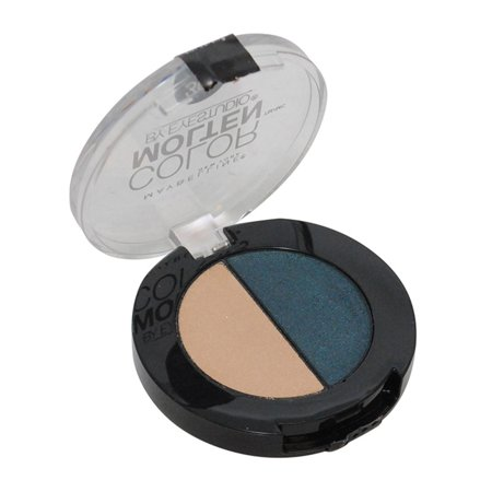 3 Pack- Maybelline Color Molten Eye Shadow #307 Teal Twist, 3 Pack- Maybelline Color Molten Eye Shadow #307 Teal Twist By Maybelline New York