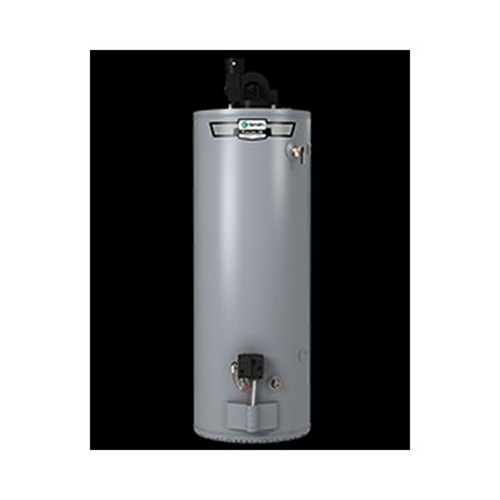 A.O. Smith GPDX-75L Proline XE Non-Condensing Power Direct Vent 75 Gal Side Connecting High Efficiency Natural Gas Water Heater Ao Smith Power Vent