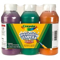 Crayola Artista Ii Secondary Color Set, 8 Oz, 3 Count