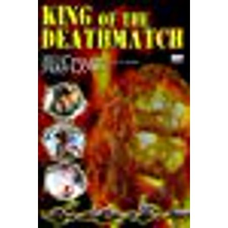 King of the Death Match: Mick Foley, Terry Funk (Sabu Vs Terry Funk Barbed Wire Match)