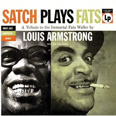 Satch Plays Fats (CD) (Limited Edition) (Satch Plays Fats The Music Of Fats Waller)