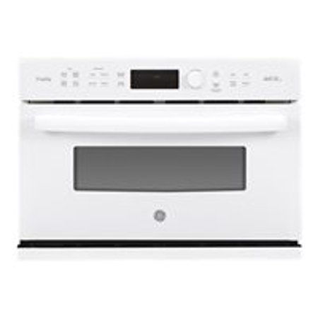 Ge Profile Advantium Psb9100dfww Microwave Oven With Convection And Grill Built In 1 7 Cu Ft 950 W White
