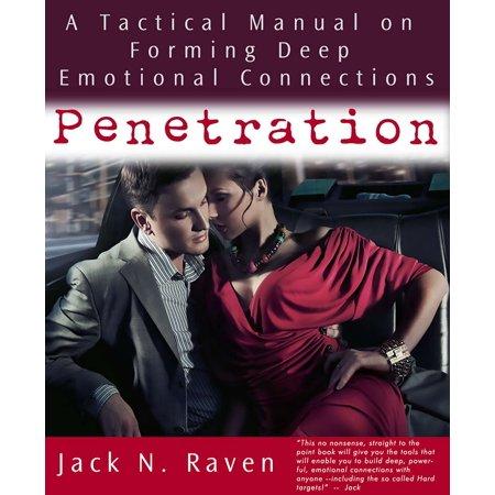 Deep Diver Manual - Penetration: A Tactical Manual on Forming Deep Emotional Connections! - eBook