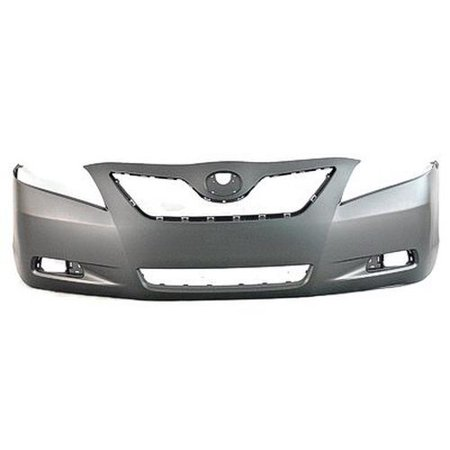 - CPP Front Bumper Cover for 07-09 Toyota Camry TO1000329