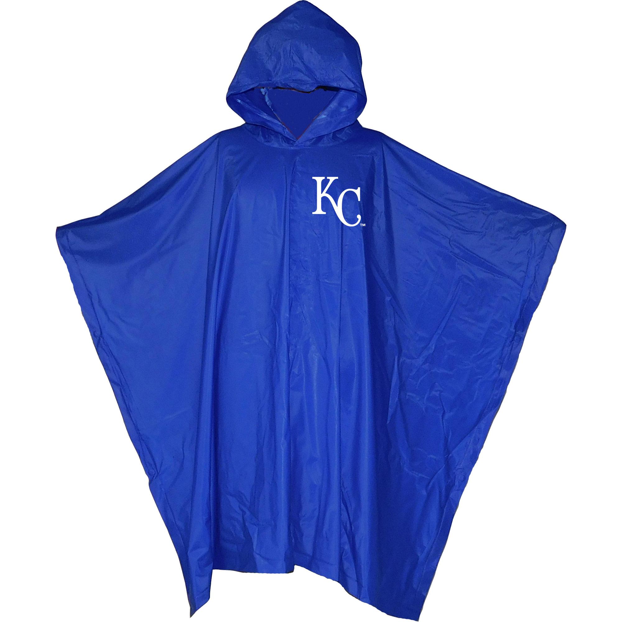 Kansas City Royals Stadium Poncho No Size by Storm Duds