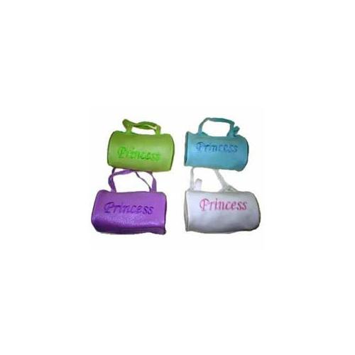 Bulk Buys 4. 5 inch Princess Mini Purse with Zipper - Case of 144