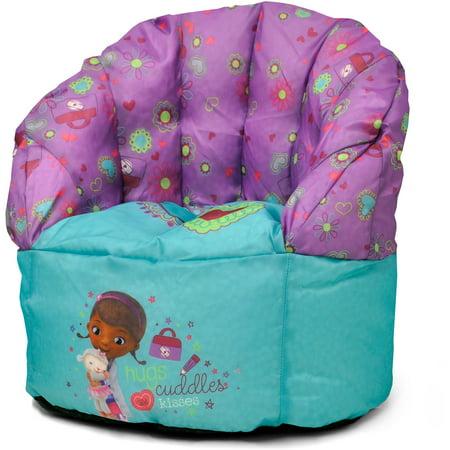 Disney Doc McStuffins Bean Bag Chair - Walmart.com