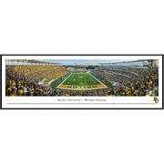"Baylor Bears 13"" x 40"" Stadium Standard Frame Panorama - No Size"