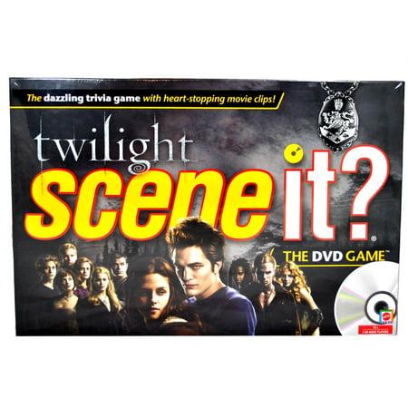 Twilight Scene It? Dvd Game ()