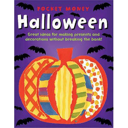 Pocket Money Halloween : Great Ideas for Making Presents and Decorations Without Breaking the Bank!](Ideas For Painted Faces For Halloween)