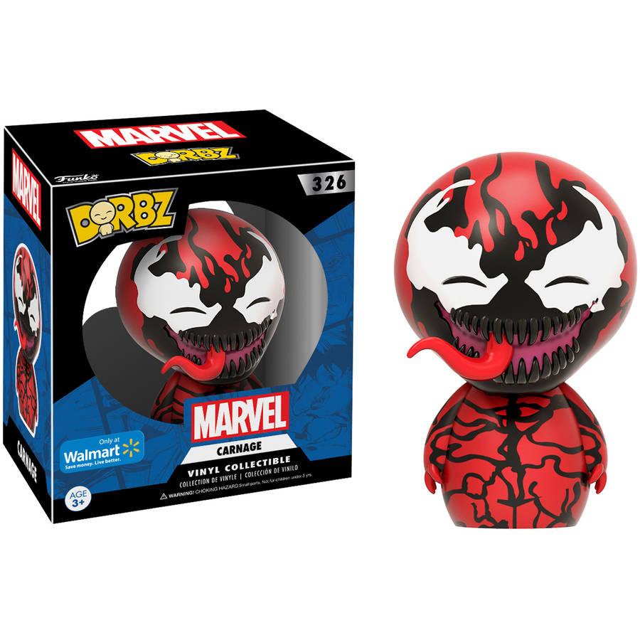 Funko Dorbz: Marvel, Carnage Walmart Exclusive
