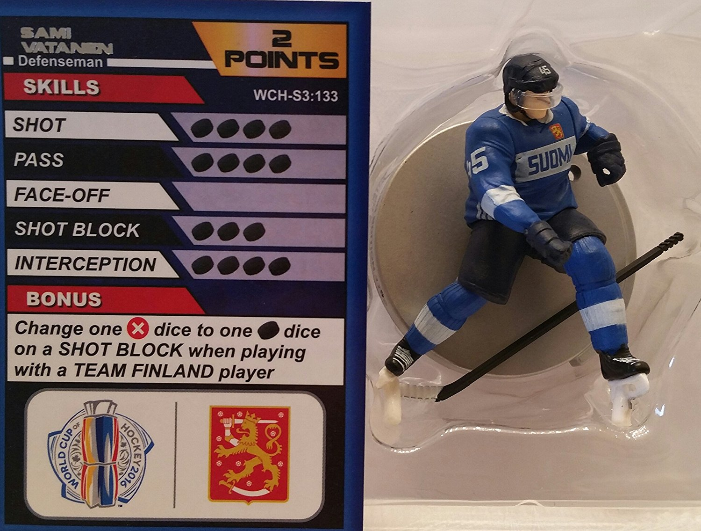 World Cup of Hockey Team Finland Sami Vatanen (Uncommon) by