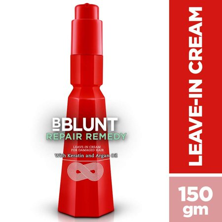 BBLUNT Repair Remedy, Leave-In-Cream for Damaged Hair, 150g Pump