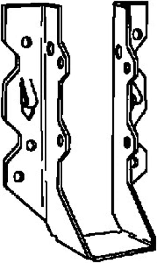 usp structural connectors jl24 2x4 joist supp hanger no jl24 pk50 Joist Hanger Nails usp structural connectors jl24 2x4 joist supp hanger no jl24 pk50 walmart