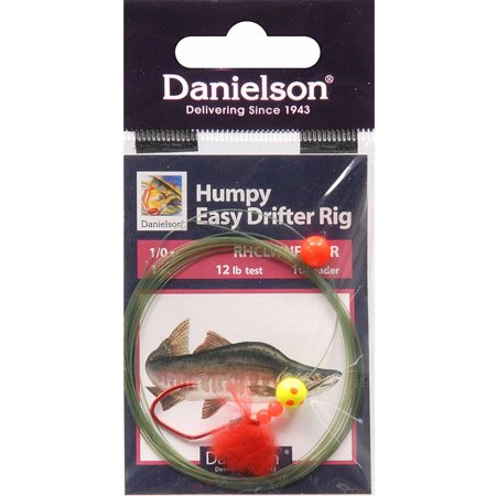 - Danielson Humpy Rig with Matzuo Sickle Hook