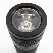Nitecore Sens Mini Cr LED Flashlight with Active Dimming, Black, 190 lm