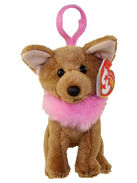 995ce2ba1fa Product Image TY Beanie Baby - DIVALECTABLE the Chihuahua Dog ( Plastic Key  Clip )
