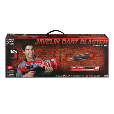 World Tech Warriors Javelin Dart Blaster