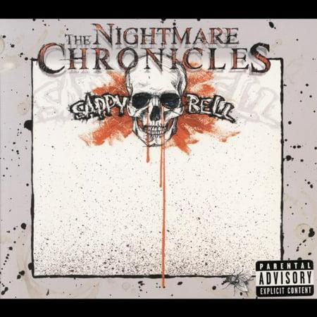 - Nightmare Chronicles [PA] [Digipak] cd Sappy Bell NEW Sealed 2007, Corporate Pun