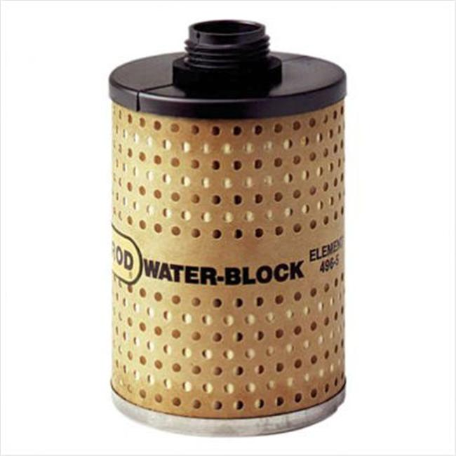 Goldenrod 250-596 56610 Water-Block Fuel Filter W-Top Cap by Goldenrod